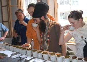Tasting Darjeeling 2006
