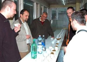 Water Tasting Darjeeling 2006