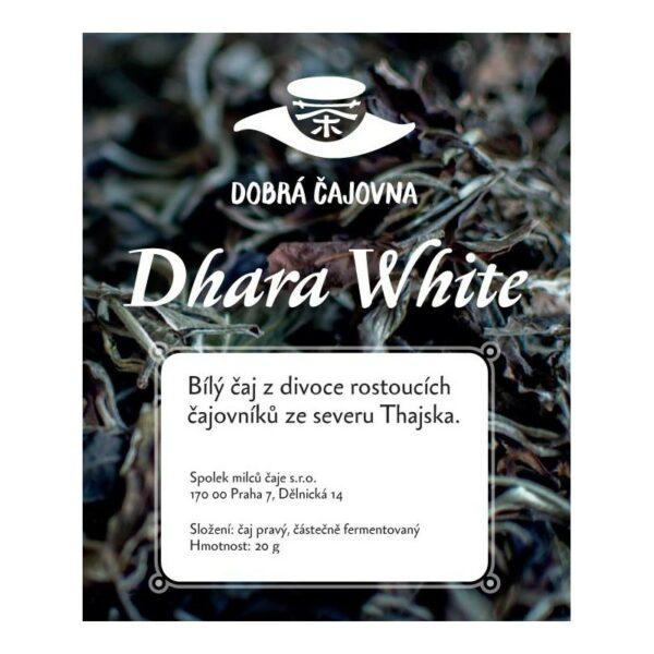 DHARA WHITE TEA 2018